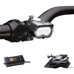 CygoLite MityCross 480 OSP Rechargeable Headlight: Black
