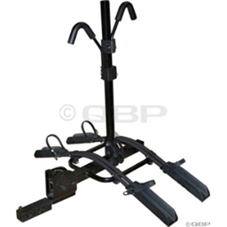 SportRack Super EZ2 Platform Receiver Hitch Rack: 2-Bike