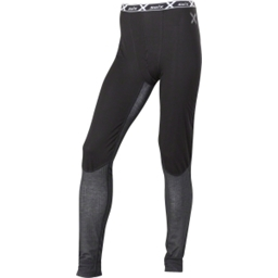 Swix Pro Fit Bodywear Windguard Long Underpant: Black