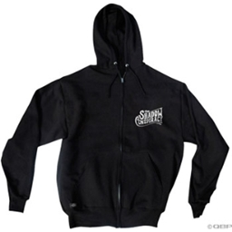 The Shadow Conspiracy Union Zip Hoodie: Black