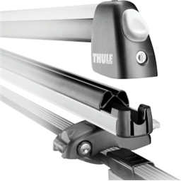 Thule 92724 Flat Top 4 Ski Carrier
