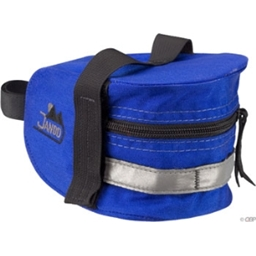 Jandd Mountain Wedge 1 Seat Bag: Blue