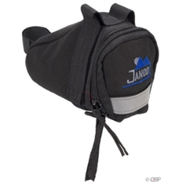 Jandd Tool Kit Seat Bag: Black