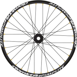 "Atomlab Pimplite 26"" Rear Wheel 12x135 Black"