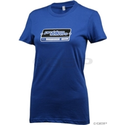 Problem Solvers Women's Future Shop Rag T-Shirt: Blue