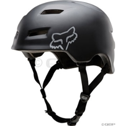 Fox Racing Transition Hard Shell Helmet: Matte Black