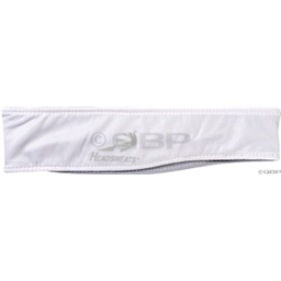 Headsweats Ultra Tech Headband: White