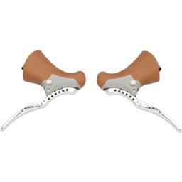 TRP RRL SR Retro Brake Lever Set Silver