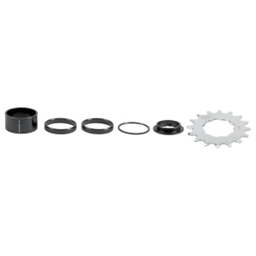 DMR Single Speed Spacer Kit, Includes 16t Cog