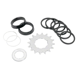 Wheels Manufacturing SSK-2 Single Speed Kit, Black