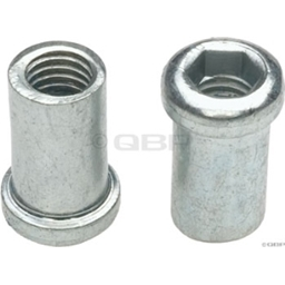 Dia-Compe Front Recessed Brake Mounting Nut 13mm long, Bag/5