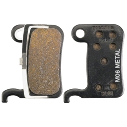 Shimano M06 Metal Disc Brake Pads & Spring