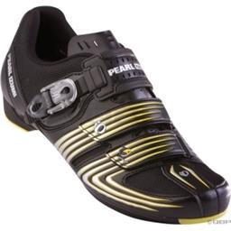 Pearl Izumi Race RD II Road Shoe: Black/Silver; Men's