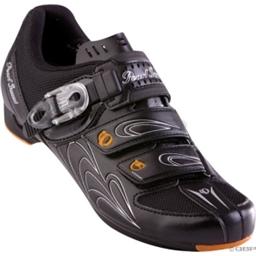 Pearl Izumi Race RD II Road Shoe: Black/Silver; Women's
