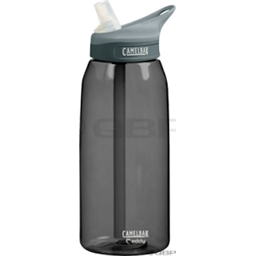 Camelbak eddy Water Bottle: 1.0 Liter; Charcoal