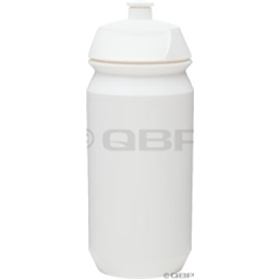 Tacx Shiva Bottle: 16oz; White