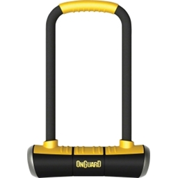 OnGuard Pitbull Mini LS U-Lock: 3.5 x 9.4""