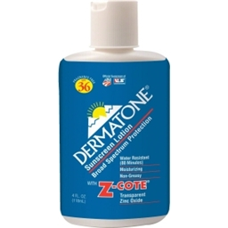 Dermatone SPF 36 Sunscreen with Z- Cote: 4oz