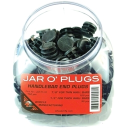 Wheels Manufacturing Jar O' Plugs: 150 Total (120 for Thinwall and 30 for Thickwall)