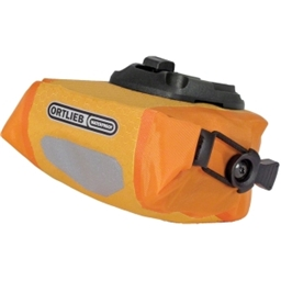 Ortlieb Micro Saddle Bag: Mango/Orange