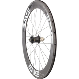 Quality Wheels Power Series Super Pro Rear Wheel 700c 24h PowerTap G3 / ENVE 65 / DT Aerolite All Black