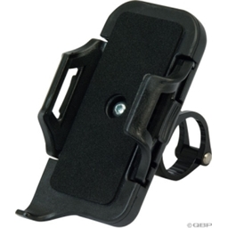 Minoura Smart Phone OS Handlebar Holder: Fits 27.2 - 35mm
