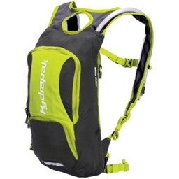 Hydrapak Lone Pine Hydration Pack: Black/Green: 70oz