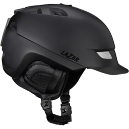 Lazer Dissent CPSC Winter Cycling Helmet: Black