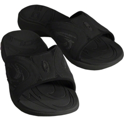 Sole Sport Slide Shoe: Women's Black
