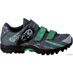 Pearl Izumi X-Alp Enduro III MTB Shoe: Gray/Martini