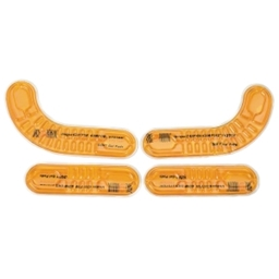 Bike Ribbon Gel Pad Soft Orange
