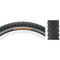 "Primo Dirt Monster BMX Tire 20 x 2.2"" Black"