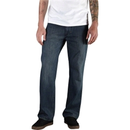 Fox Racing Duster Relaxed Fit Jean: Dirty Rinse