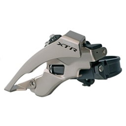 Shimano XTR FD-M970 T-Swing Dual Pull Multi Clamp Front Derailleur