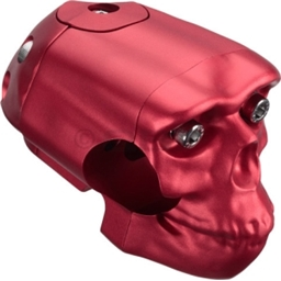 Dirty Dog Skull Stem, 31.8mm, 1-1/8""