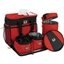 Mountainsmith K-9 Cube Pet Gear Bag: Heritage Red