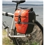 Seattle Sports Company Rain Rider Pannier: Orange; Single