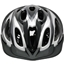 Lazer Compact Helmet: Black/Titanium; MD (54-58cm)