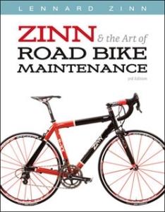 Velo Press - Zinn & the Art of Road Bike Maintenance 3rd Edition