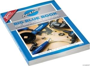 Park Tool BBB-3: Big Blue Book Bicycle Repair and Maintenance Guide