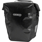 Ortlieb Back-Roller City Rear Pannier: Pair; Black